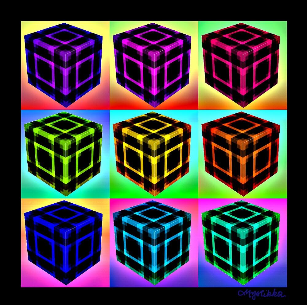 Magic Cubes by Mystikka