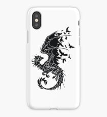 Game of Thrones Dragon Illustration iPhone Case/Skin