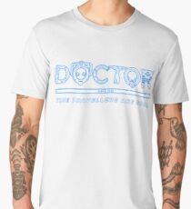 Time Travellers are Cool Men's Premium T-Shirt