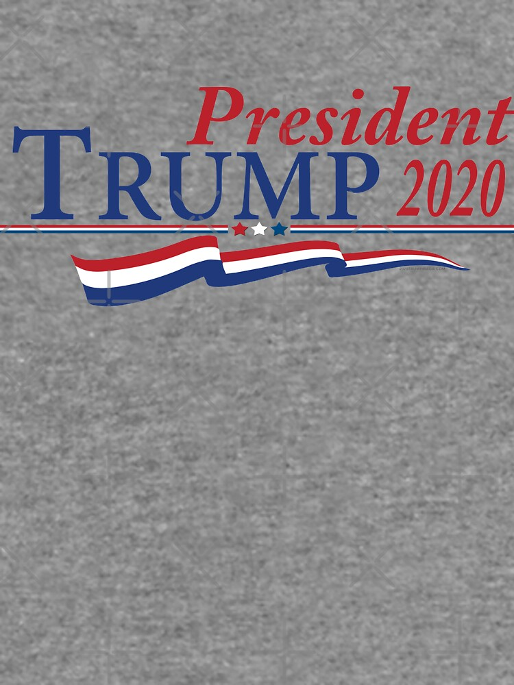 President Trump 2020 by IconicTee