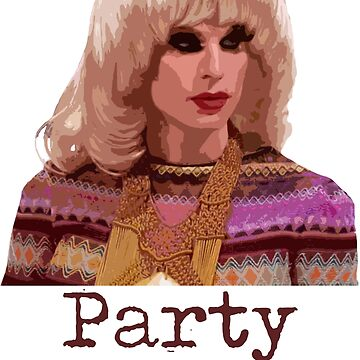 """Katya """"Party"""" All Stars by beccacook1"""