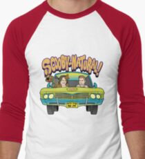 Supernatural Mystery Machine Men's Baseball ¾ T-Shirt