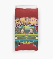 Supernatural Mystery Machine Duvet Cover
