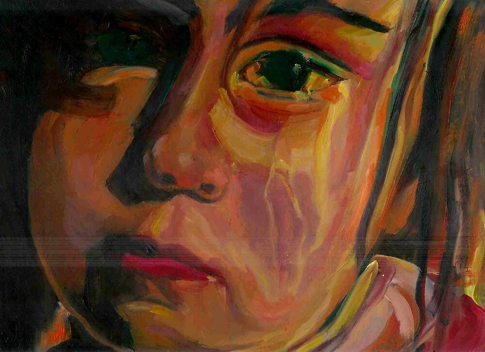 Kid portrait 9 by Nurhilal Harsa