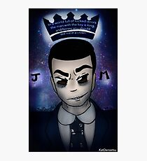 Moriarty Crown Photographic Print