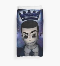 Moriarty Crown Duvet Cover