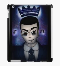 Moriarty Crown iPad Case/Skin