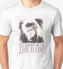 you remind me of the babe T-Shirt