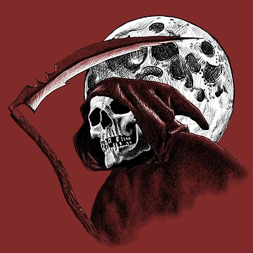 Halloween Grim Reaper by SuspendedDreams