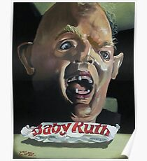 Die Goonies Trägheit Baby Ruth-Grafik Poster
