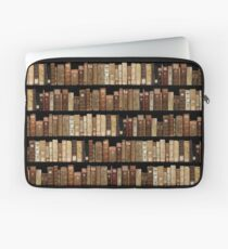 Medieval manuscripts bookshelf Laptop Sleeve