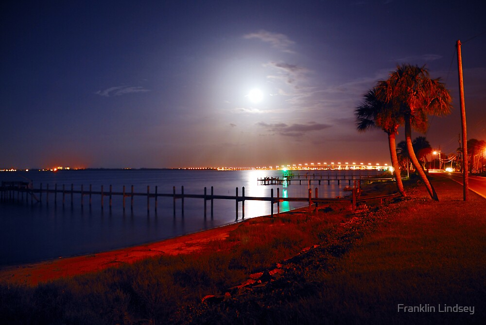 Moon River by Franklin Lindsey