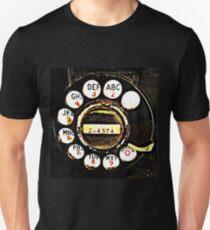 Vintage Phone Dial T-Shirt