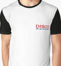 Disco Tesco Graphic T-Shirt