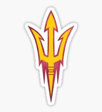 Arizona State University Sun Devils Trident Sticker