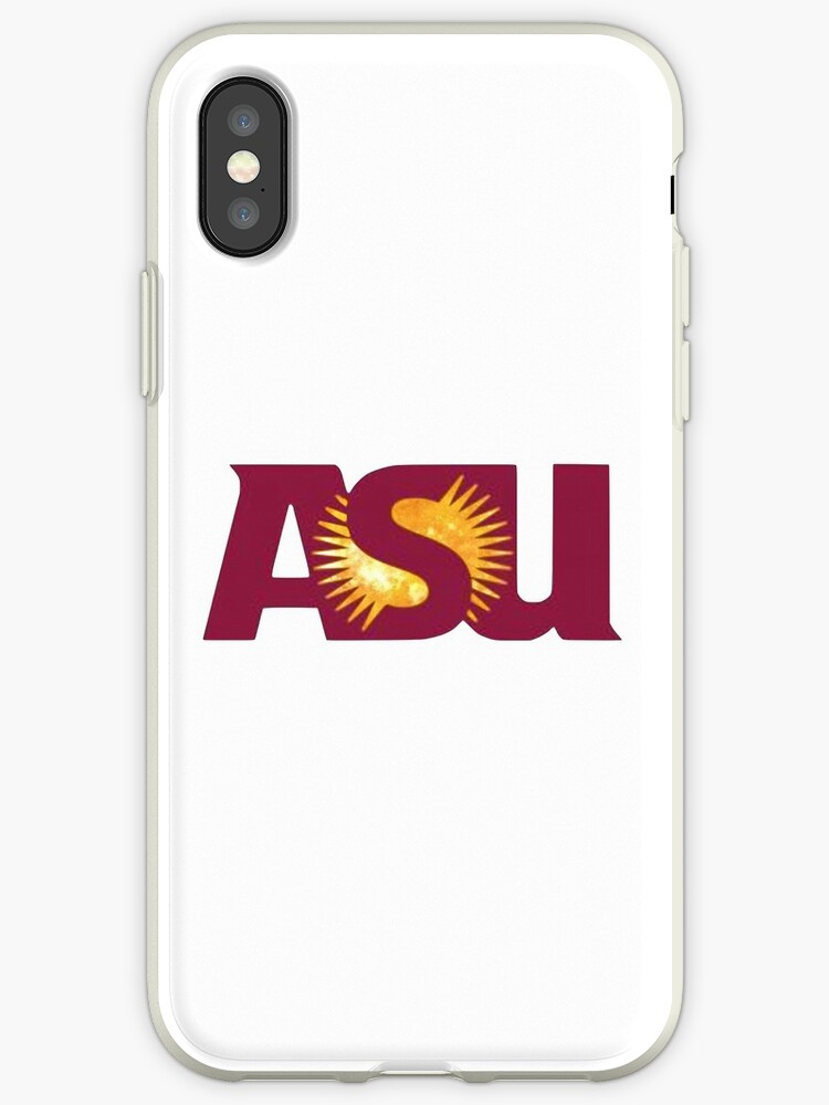 Arizona State University Sundevils Logo Iphone Cases Covers By