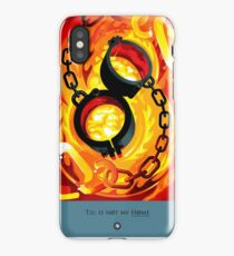 Game of Thrones Poster – This is Not My Home iPhone Case/Skin