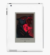 Game of Thrones Poster – He Ran iPad Case/Skin