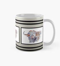 African buffalo or Cape buffalo (Syncerus caffer) Mug