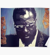 Thelonious Poster