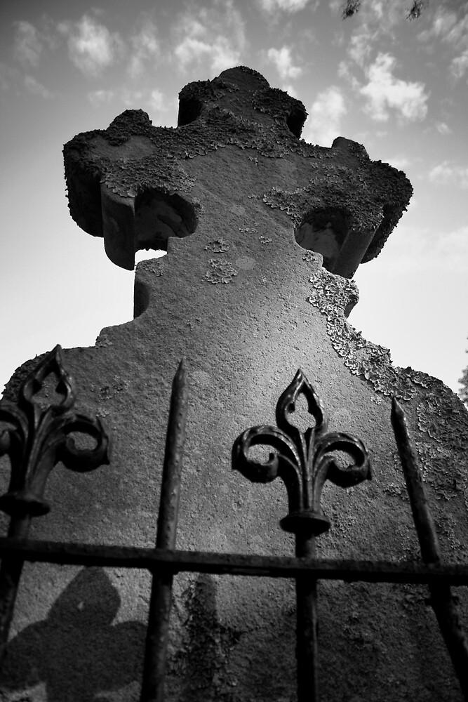 Grave Stone by Alecia Scott