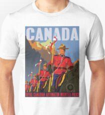Royal Canadian Automaton Mounted Police T-Shirt