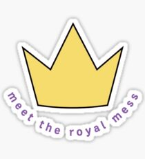 Meet The Royal Mess - Anastasia Musical Sticker