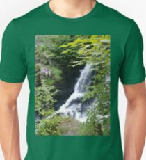 Couple On A Cliff T-Shirt