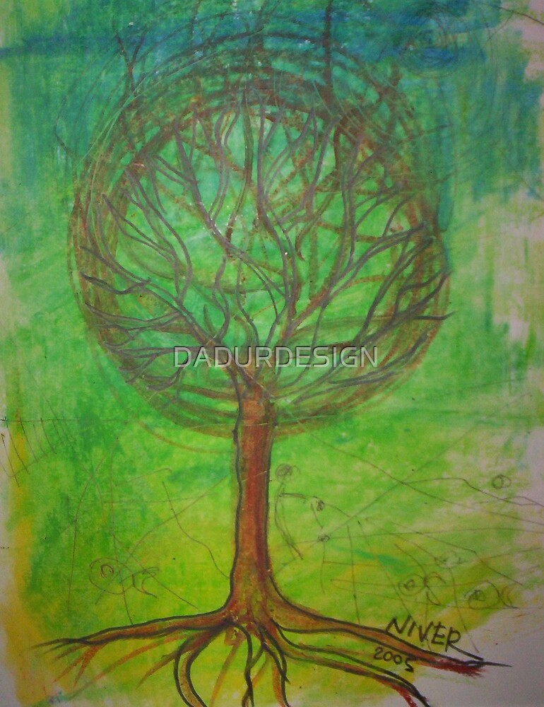 GREEN TREE by DADURDESIGN