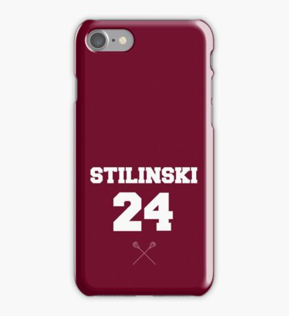 Stilinski 24 iPhone Case/Skin