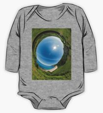 Kinnagoe Bay - Sky In One Piece - Long Sleeve