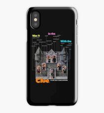 Clue iPhone Case/Skin