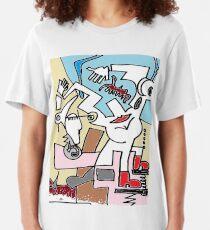 AP Number 29 revisited - Flauncing Slim Fit T-Shirt