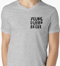 young dumb and broke T-Shirt