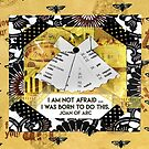 I was born to do this ... by Virginia Fitzgerald