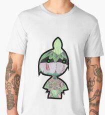 Cute Little Leaf Warrior Men's Premium T-Shirt
