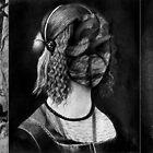 Renaissance Ghosts ~ (Stigmata Triptyche.) by Andy Nawroski