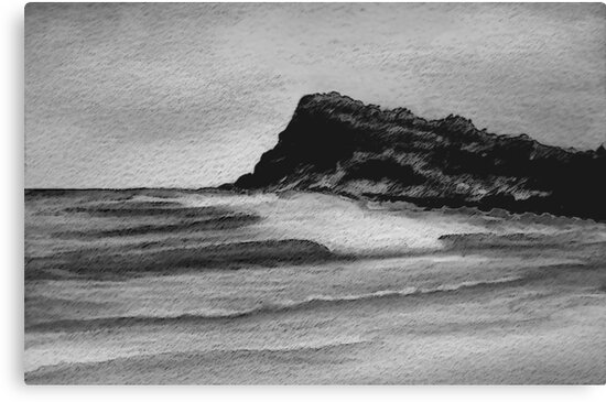 Sumi-e Ink 5 by ShaneMartin