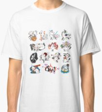 Okami brush gods Classic T-Shirt