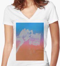 Provider Women's Fitted V-Neck T-Shirt
