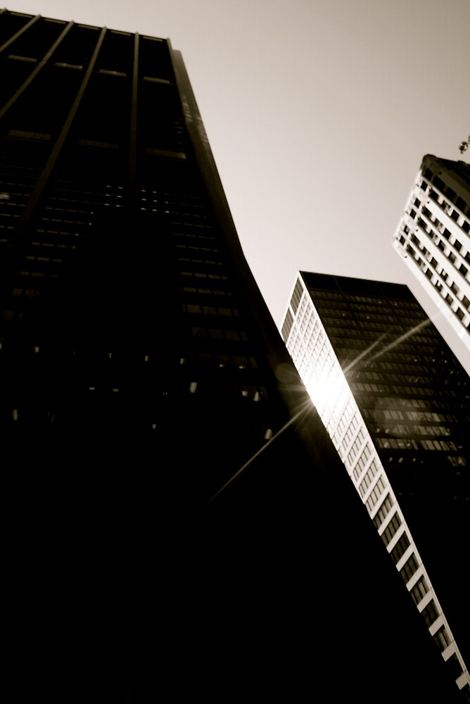 Downtown Chicago by mkingsley