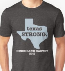 Texas Home State Hurricane Harvey 2017 Texas Strong T Shirt T-Shirt