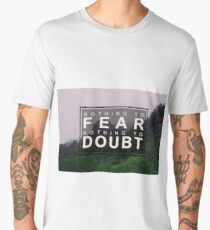 Nothing to Fear Men's Premium T-Shirt