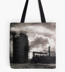 Landscape for Orson Wells # 3: Stack Tote Bag