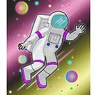 Astronaut by RogueGear