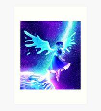 Lámina artística Steven Universe Lapis Lazuli