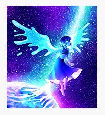 Steven Universe Lapis Lazuli Photographic Print