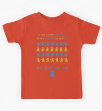 Space Invaders - Doctor Who Edition Kids Clothes