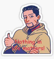 Nihilism Ogata Sticker