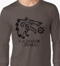 Ragnarok is Coming Long Sleeve T-Shirt